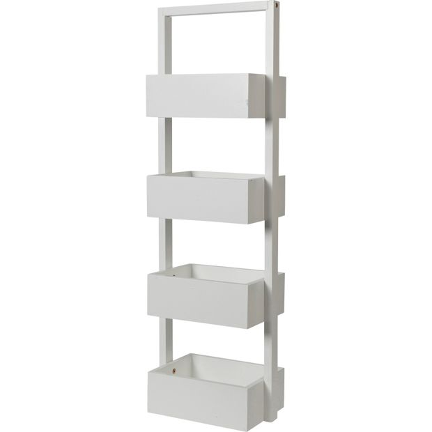 Buy Collection Freestanding Bathroom Storage Caddy White At Your Online Shop For