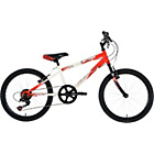 more details on Falcon Hurricane Rigid 20 Inch Kids' Bike - Boys.