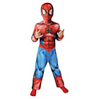 more details on Spider-Man Dress Up Costume 3-4 Years.