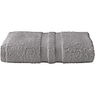 more details on Heart of House Egyptian Single Bath Towel - Dove Grey.