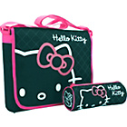 more details on Hello Kitty Messenger Bag - Black and Pink.