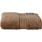more details on Christy Supreme Hygro Guest Towel - Mocha.