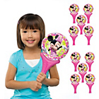 more details on Disney Minnie Mouse Inflate-A-Fun Balloons - Pack of 10.