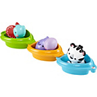 more details on Fisher-Price Scoop and Link Bath Boats.