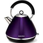 more details on Morphy Richards 102020 Accents Pyramid Kettle - Plum.