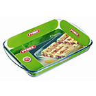 more details on Pyrex 40x27cm Glass Rectangular Roaster.