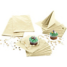 more details on Solid Colours Tableware Top-Up Kit - Ivory.