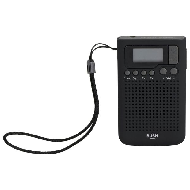 buy bush fm personal radio at your online shop for personal radios ipod mp3 and. Black Bedroom Furniture Sets. Home Design Ideas