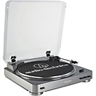 more details on Audio-Technica AT-LP60USB Automatic USB Turntable - Silver.