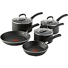 more details on Tefal Non-Stick Aluminium 5 Piece Induction Pan Set.