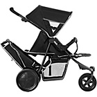 more details on Hauck Freerider 3 Wheel Tandem Pushchair - Black.
