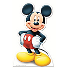 more details on Disney Mickey Mouse Life-Sized Cutout.