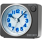 more details on Seiko LED Sweep Second Hand Alarm Clock.