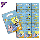 more details on SpongeBob Surfing Party Loot Bags - Pack of 24.
