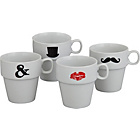 more details on Graphics 4 Piece Stacking Mug Set.