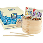 more details on Blue Dragon - Bamboo Steamer Set.