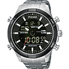 more details on Pulsar Men's WRC Dual Display Sports Watch.