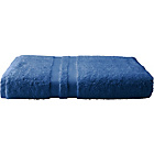 more details on Heart of House Egyptian Cotton Bath Sheet - China Blue.