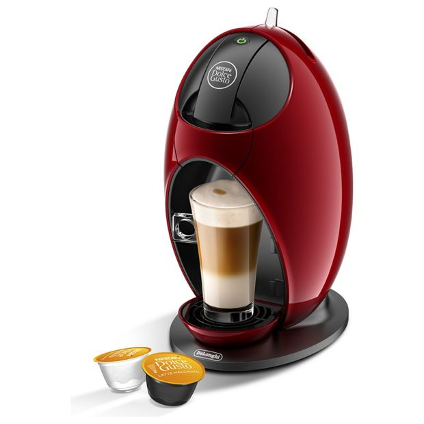 buy nescafe dolce gusto jovia manual coffee machine red. Black Bedroom Furniture Sets. Home Design Ideas