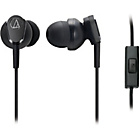 Audio Technica ANC33iS Noise-Cancelling In-Ear Headphones