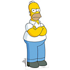 more details on The Simpsons Homer Simpson Life-Sized Cutout.