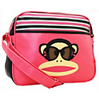 more details on Paul Frank Sunglasses Shoulder Bag - Black/Pink.