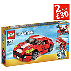 more details on LEGO® Creator Roaring Power - 31024.