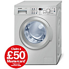 more details on Bosch WAQ2836SGB Classix 8KG 1400 Washing Machine - Exp Del.