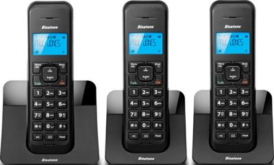Binatone Luna 1205 Cordless Telephone - Triple