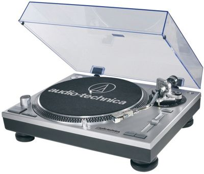 Audio-Technica AT-LP120USBC Direct-Drive USB Turntable