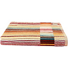 more details on Christy Supreme Capsule Stripe Bath Towel - Spice.
