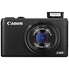 more details on Canon Powershot S120 12.1MP Premium Compact Camera - Black.