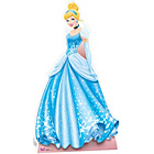 more details on Disney Princess Cinderella Life-Sized Cutout.