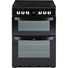 more details on New World 601EDO Double Electric Cooker - Black/Ins/Del/Rec.