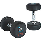 more details on Men's Health Fixed Weight Dumbbell - 2 x 12kg.
