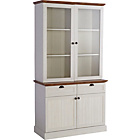 more details on Heart of House Ellingham Display Cabinet - White/Wood
