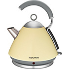 more details on Morphy Richards 102253 Accents Pyramid Kettle - Cream.
