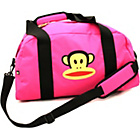 more details on Paul Frank Julius Monkey Holdall Bag - Pink.