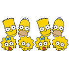 more details on The Simpsons Pack of 8 Assorted Masks.