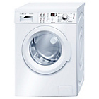 more details on Bosch WAQ283S1GB Classix 8KG 1400 Washing Machine - White.