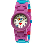 more details on LEGO® Plastic Friends Olivia Watch.
