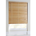 more details on Heart of House Elliott Wooden Tape Blind 120x160cm-Natural.