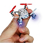 more details on RED5 Q4 Worlds Smallest Quadcopter.