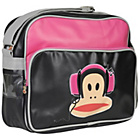 more details on Paul Frank Julius Monkey Headphone Pocket Shoulder Bag.