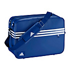 more details on Adidas Enamel Messenger Bag - Blue.