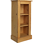 more details on Half Width Small Extra Deep Bookcase - Solid Pine.