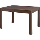 more details on Adaline Walnut Effect Extendable Dining Table.