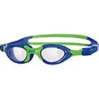more details on Zoggs Little Super Seal Goggles - Blue/Green.