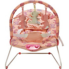 more details on Baby by Chad Valley Deluxe Pink Bouncer.