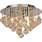 more details on Eve Ceiling Fitting Light - Champagne.